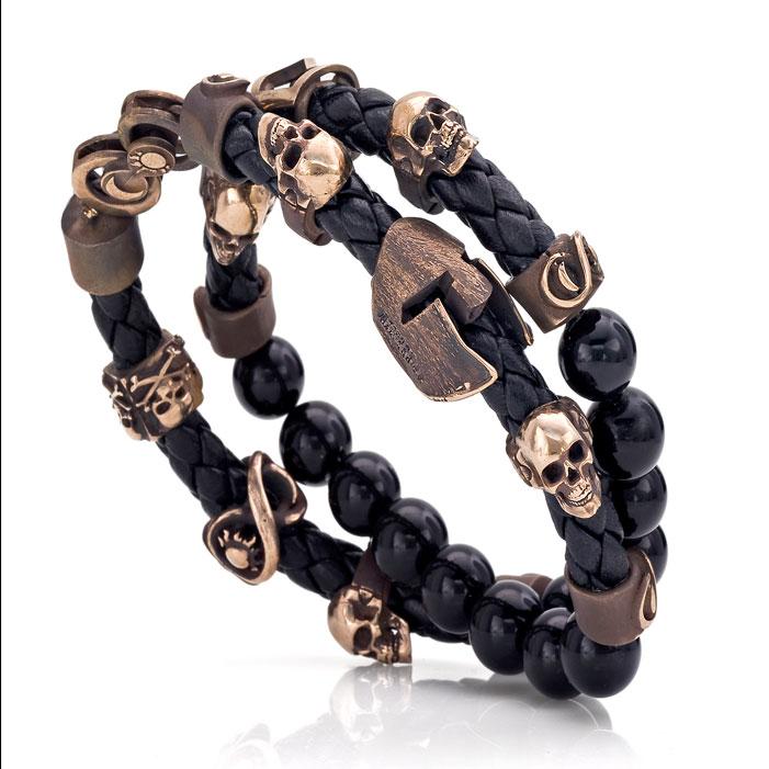 Spartan Oracle Bracelet